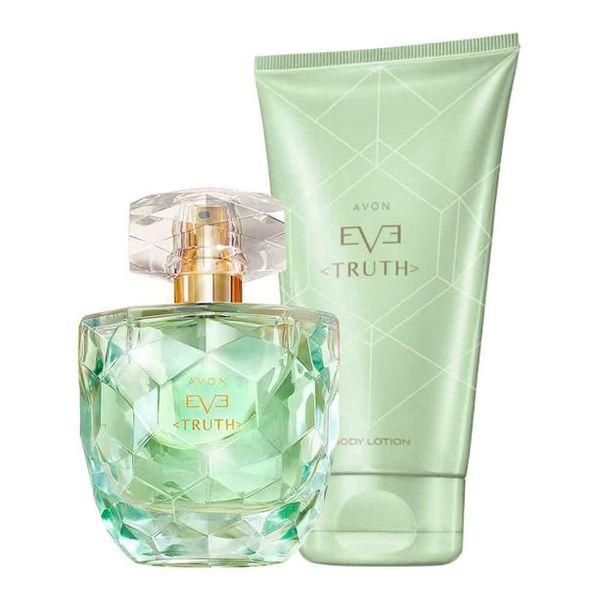 Eve Truth - дамски парфюм и лосион за тяло от AVON гр. Сливен - image 1