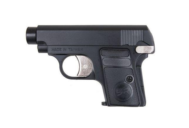 Pistol Airsoft Pocket SRC GGH0401,Model COLT 25,1908 Nou Pe Green Gas