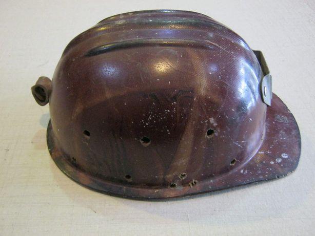 Casca protectie miner