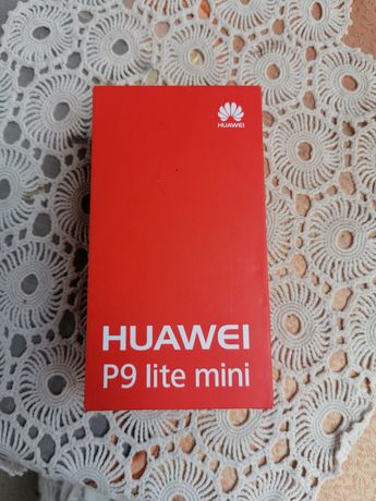 Cutie Huawei p9 lite mini