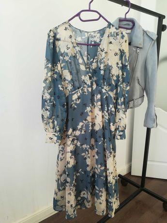 Продам шифоновое платье Zara