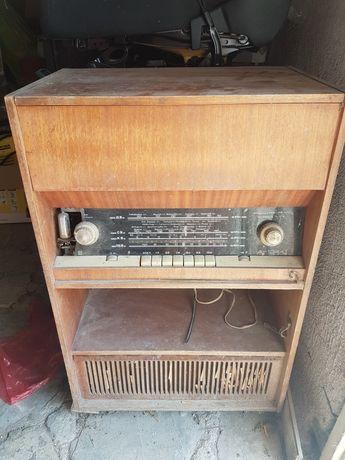 Респром лампово радио грамофон