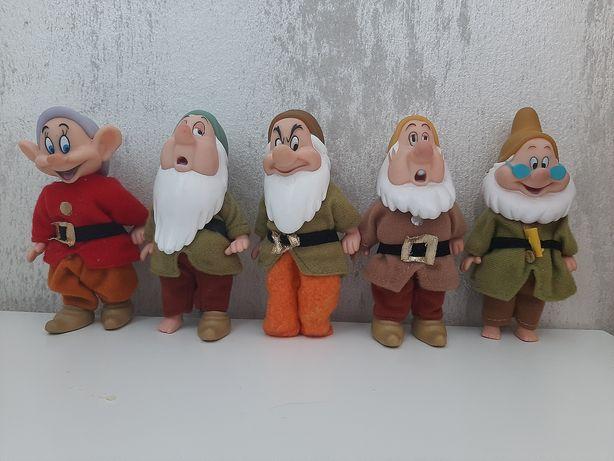 """Vand figurine Disney """"cei 7 pitici"""""""
