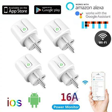 Смарт контакт с wifi и универсално дистанционно с Wifi
