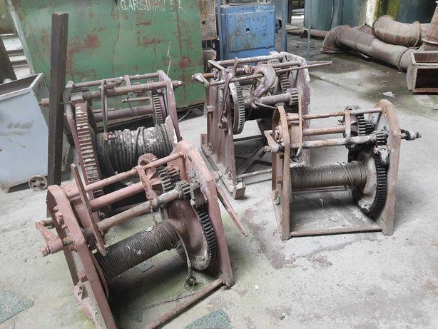 Trolii manuale industriale cu sarcini intre 1.25-3.2 tone -produse NOI