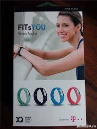 Bratara fitness smartband FITsYOU Xqisit / produs sigilat
