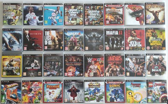 [ps3] ! М-Z ! Лот/и на БРОЙ/ 600 игри за Плейстейшън 3/Playstation 3