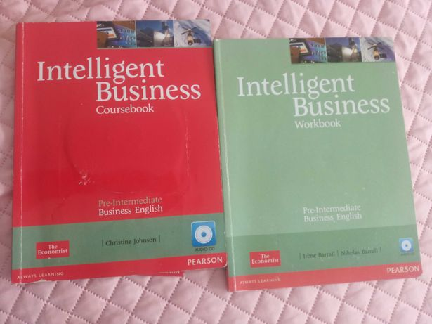 Engleza B1 Intelligent Business Ed. Pearson/The Economist