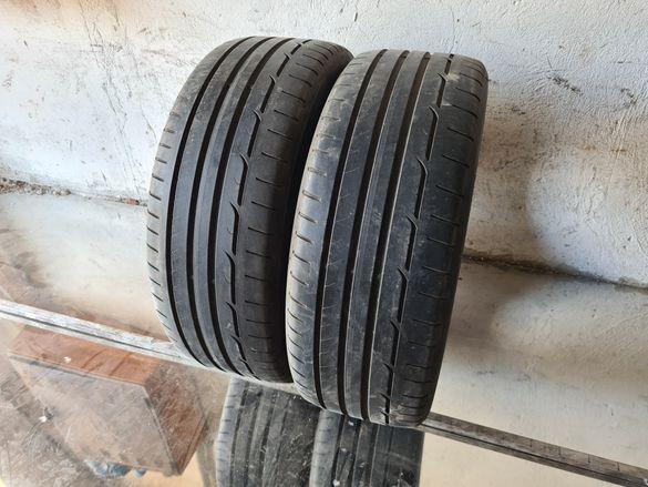 2 бр. летни гуми 225/45/19 Dunlop DOT 3616 5 mm