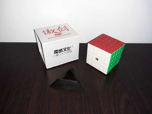 Cub Rubik - MoYu AoChuang GTS 5x5x5 Stickerless
