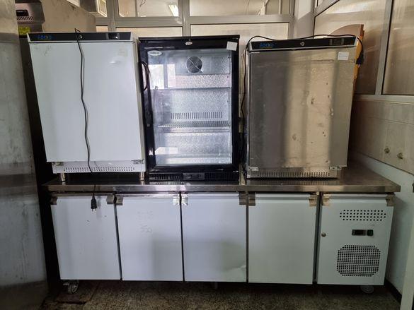 Хладилна маса нова,223на60на85вис,3400лв