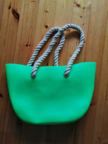 Дамска силиконова чанта