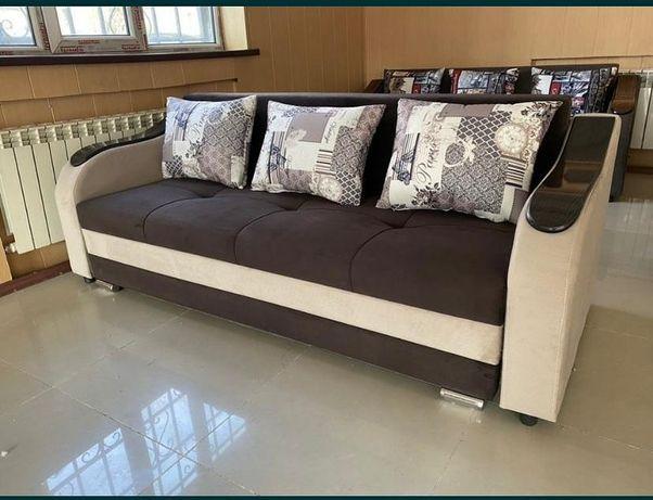 Новый диван на заказ