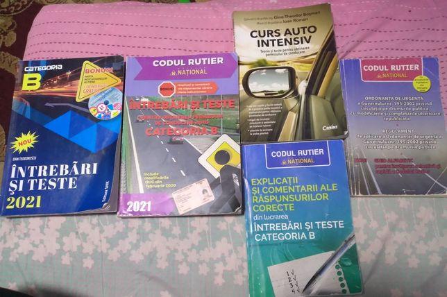 Cărți  permis de conducere