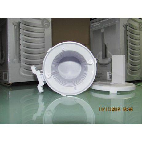 Радиационна защита за сензори за температура и влажност на въздуха