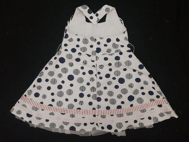 Продам летнее платье ZARA baby на 2-3 года за 2000тг!