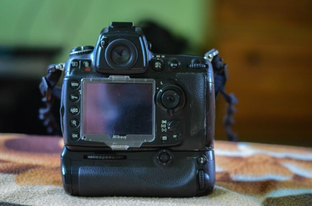 aparat foto Nikon D700 Full Frame