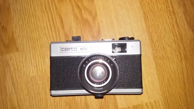 Aparat foto certo KN35 an 1970