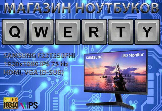 """Новые 22"""" Full HD IPS монитор Samsung (75 Гц)"""