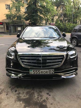 Прокат Аренда Авто премиум класса с Водителем Алматы
