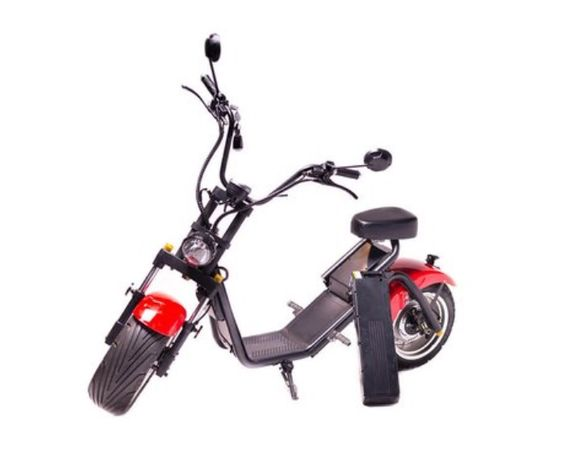 Moped Electric model Luqi Caiqiees 2.0.