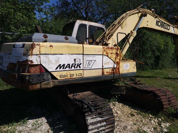 Dezmembrez Excavator Kobelco SK 210