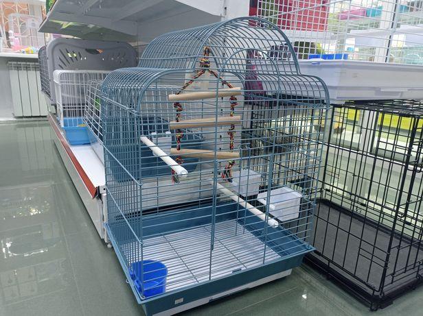 Клетки для декоративных птиц
