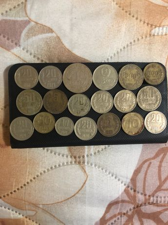 Предлагам стари монети