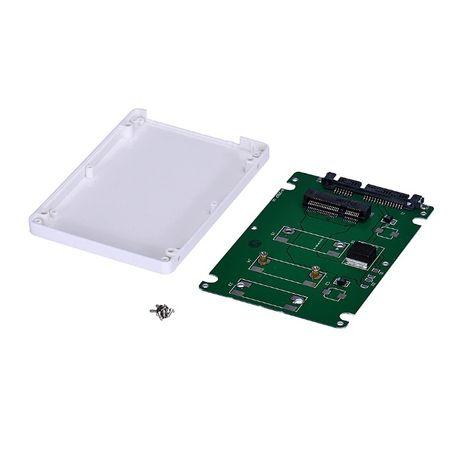 SSD mini SATA carcasa mSata