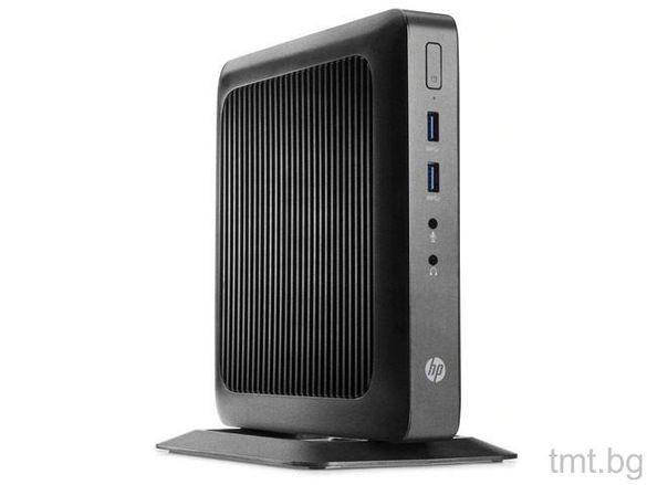 Супер малък компютър HP T520 Flexible Thin Client