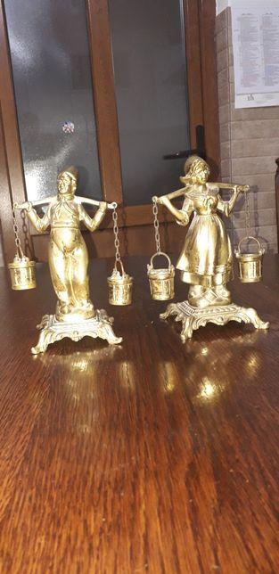 Set statuete din bronz