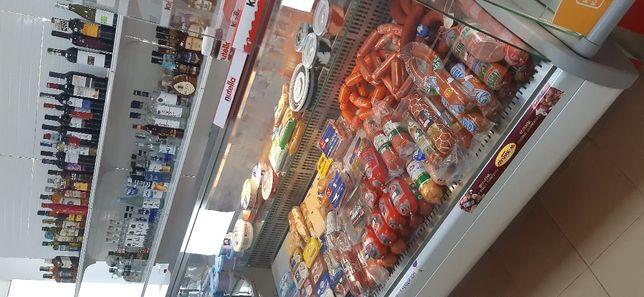 Сдается продуктовый минимаркет