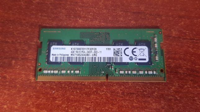 Plăcuță Ram 4Gb Samsung