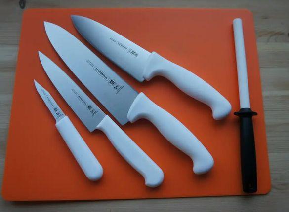 Кухненски ножове, готварски нож Tramontina, включена доставка