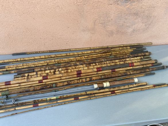 Немски бамбукови въдици