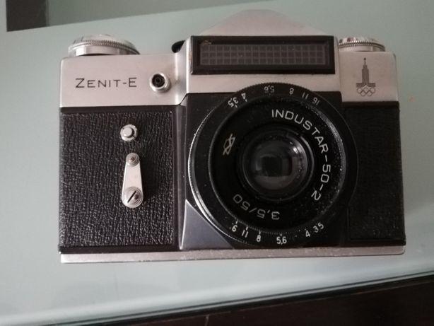 Aparat foto Zenit E plus Blitz