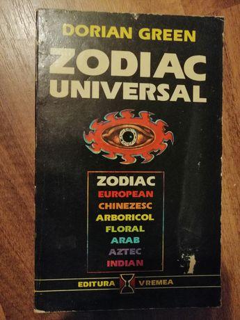 Vând manual  zodiac universal