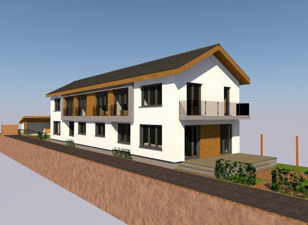 Casa de vanzare duplex