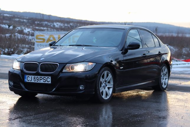 BMW 325D E90 Facelift