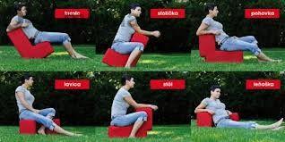 Многофункционален стол Lummel