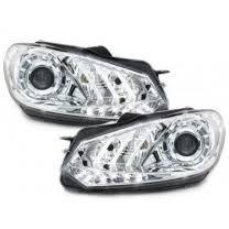 Vw Golf 6 VI Голф 6 фарове тунинг Headlights GTI Промо