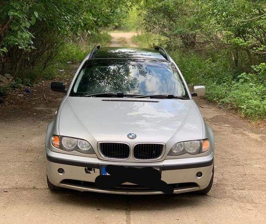 Dezmembrez BMW E46 FL/NFL 316i/318i/320d