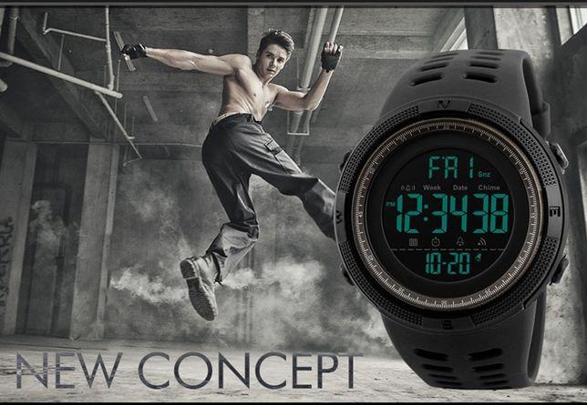 Часы SKMEI 1251 противоударные водостойкие 50м