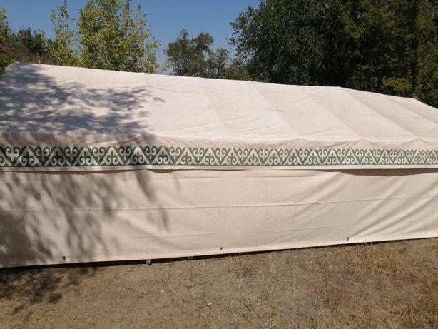 Аренда палатки шатёр