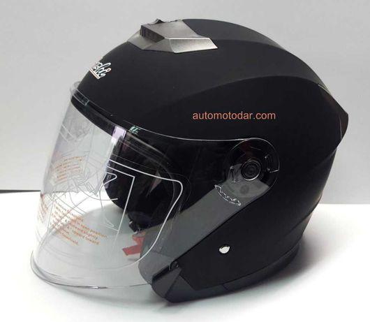 Каска скутер мотопед мат XL/XXL