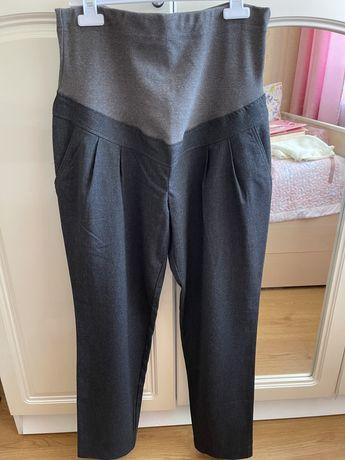 Классные брюки для беременных 44-46
