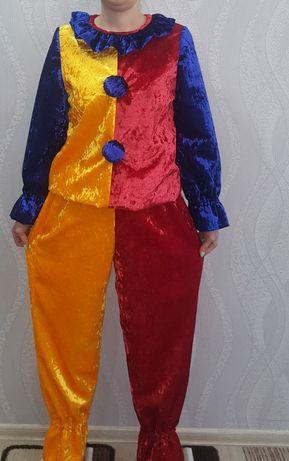 Костюм куклы и клоуна