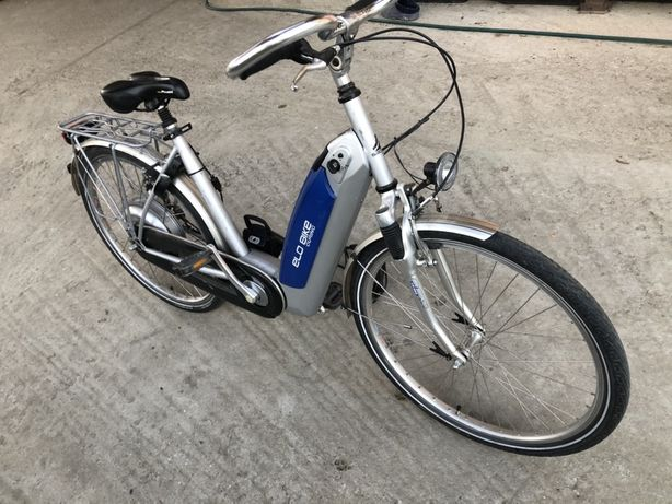 Bicicleta electrica elo bike touring sachs