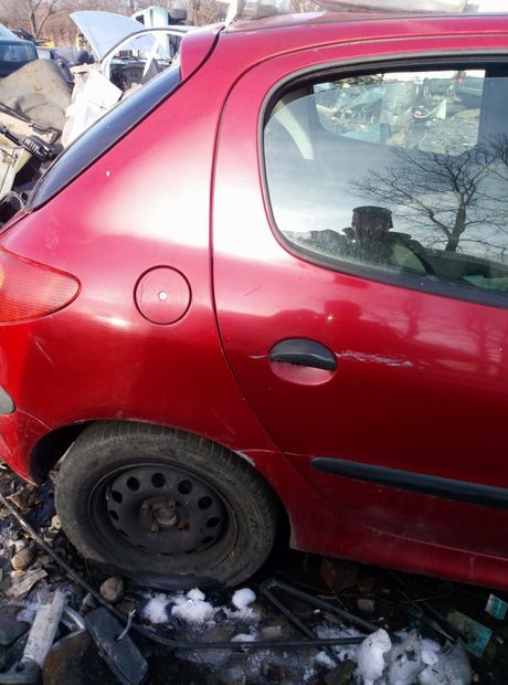 Punte spate peugeot 206 an 2004