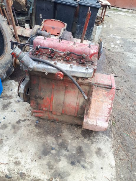 Motor international 844 defect